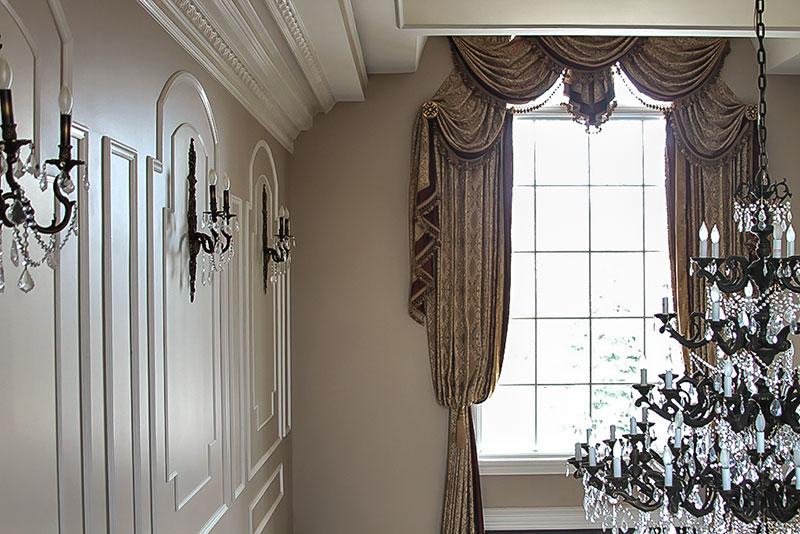 Large Window Drapes