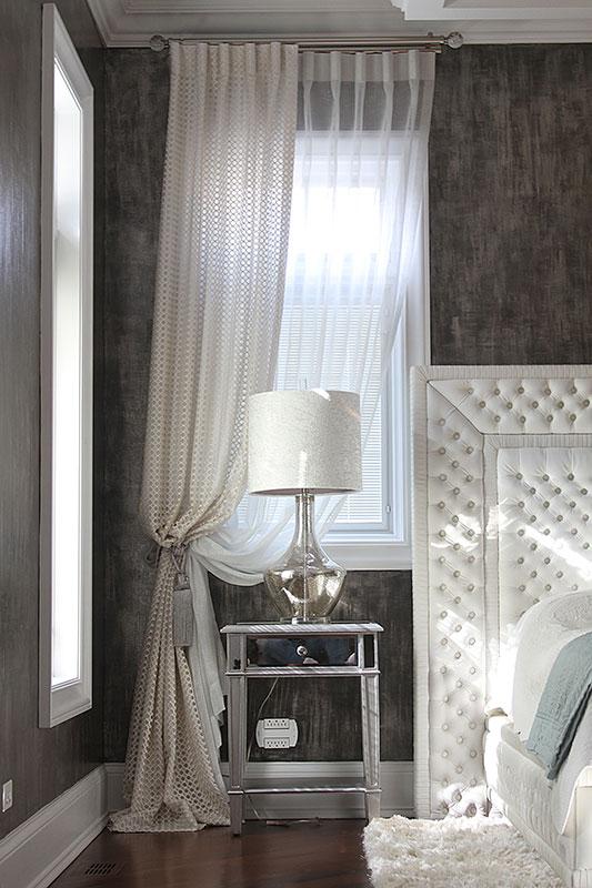 Luxury Custom Drapery And Curtains Fabrics Chicago